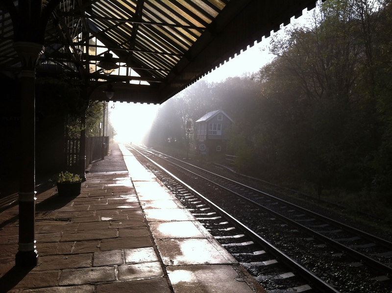 Hebden Bridge Station - Phil Champion