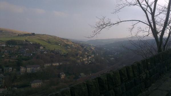 Nearby Todmorden