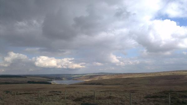 Withens Clough Reservoir